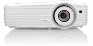 Optoma W504, videotykki