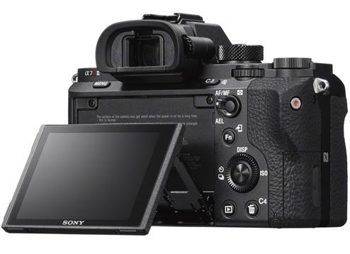 Sony Alpha a7R Mark II (28-70mm), järjestelmäkamera