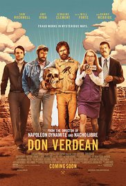 Don Verdean (2015), elokuva