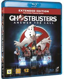 Ghostbusters (2016, Blu-Ray), elokuva
