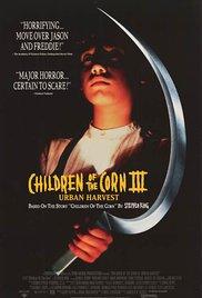 Children of the Corn III: Urban Harvest (Blu-Ray), elokuva