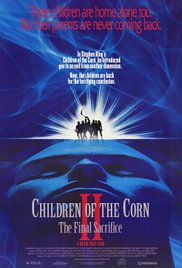 Children of the Corn II: The Final Sacrifice (Blu-Ray), elokuva