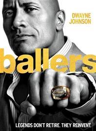 Ballers: Kausi 2 (Blu-Ray), TV-sarja