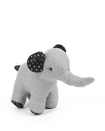 Smallstuff Pehmolelu Elefantti S, Vaaleanpunainen