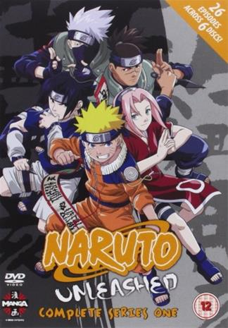 Naruto Unleashed: Kausi 1, TV-sarja