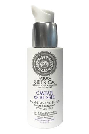 Natura Siberica Age-Delay Face Serum, Caviar de Russie
