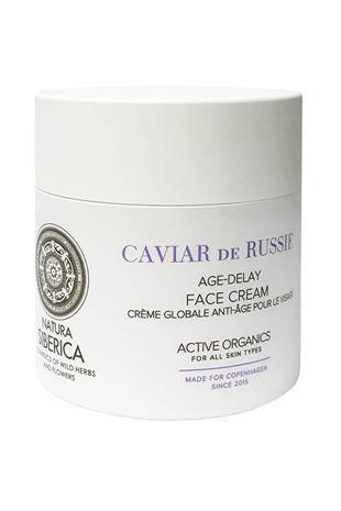 Natura Siberica Age-Delay Face Cream