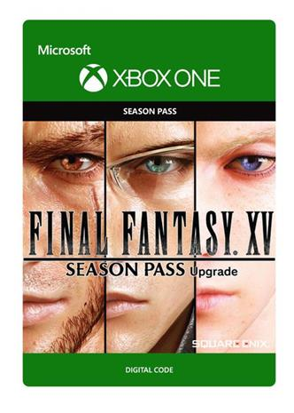 Final Fantasy XV (15) - Season Pass, Xbox One -peli