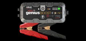 Noco Genius Boost GB40, apukäynnistin 12 V / 1000 A