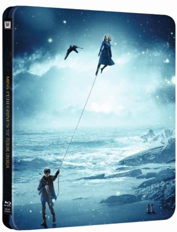 Miss Peregrine's Home for Peculiar Children - Steelbook (2016, Blu-Ray), elokuva