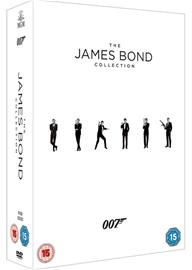 James Bond Boxset (24-disc), elokuva