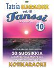 Tanssi 10, karaoke-dvd