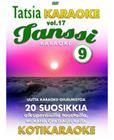 Tanssi 9, karaoke-dvd