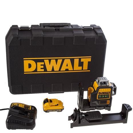 Laser-vaaituslaite DeWalt DCE089D1G