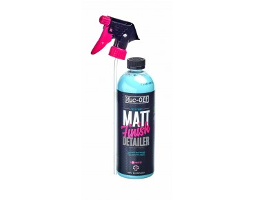 Muc-Off Matt Finish Detailer protectant and quick detailing spray standard 750ml