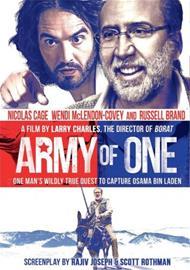 Army of One (2016, Blu-Ray), elokuva