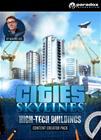 Cities: Skylines - Content Creator Pack: High-Tech Buildings, PC-peli