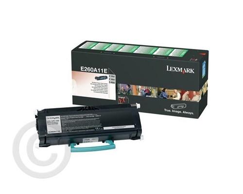 Lexmark E260A11E, mustekasetti
