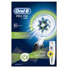 Braun Oral-B Pro 750 Crossaction, sähköhammasharja