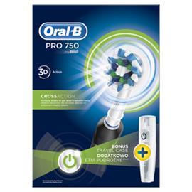 Braun Oral-B Pro 750 Crossaction, sähköhammasharja