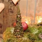 Etly Klarborg Klarborgnisser, joulukuusi 16,5 cm