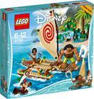 Lego Disney Vaiana 41150, Vaianan merimatka