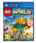Lego Worlds, PS4-peli