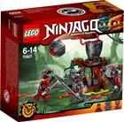 Lego Ninjago 70621, Punainen hyökkäys