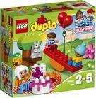 Lego Duplo Town 10832, Syntymäpäiväjuhlat