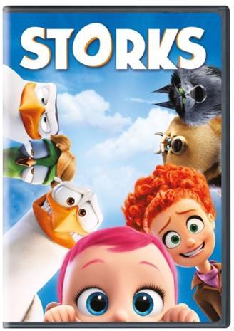 Storks (2016), elokuva