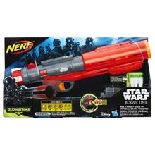 Nerf Star Wars: Rogue One Imperial Death Trooper - Deluxe Blaster, pehmonuoliase