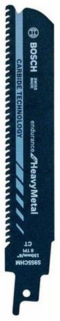 Puukkosahanterä Bosch S 955 CHM; 225 mm; 1 kpl.