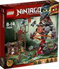 Lego Ninjago 70626, Rautatuhon aamunkoitto