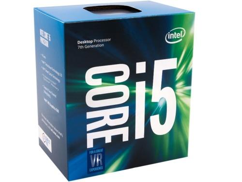 Intel Core i5-7400, prosessori