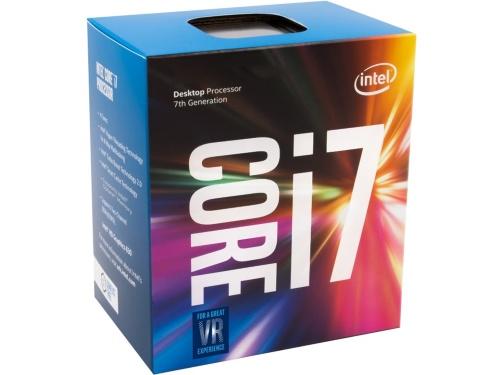 Intel Core i7-7700K, prosessori