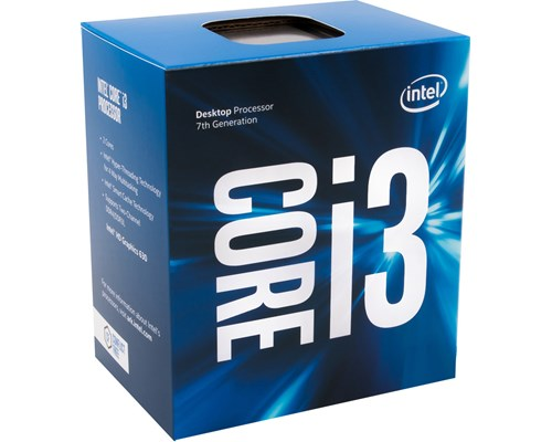 Intel Core i3-7320, prosessori