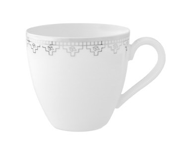 Villeroy & Boch White Lace Espressokuppi 0,10l