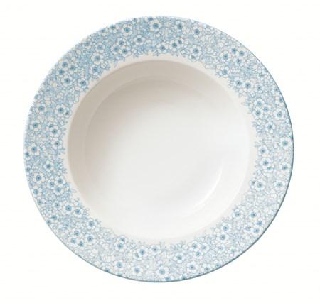 Villeroy & Boch Floreana Blue Syvä Lautanen 25cm