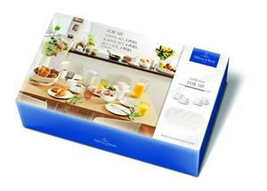 Villeroy & Boch For Me Kahvisetti 4 pers.