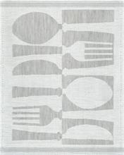 Ekelund TINAS BESTICK -19 Tiskiriepu 35X28 CM