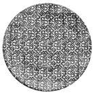 Xantia Vesta Tallrik Svart 27,5 cm