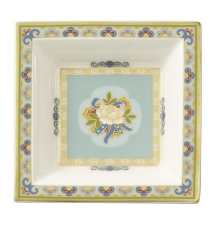 Villeroy & Boch Samarkand Aquamarine Kulho square 10x10cm
