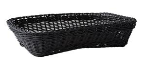 Galzone Leipäkori musta 30x22 cm