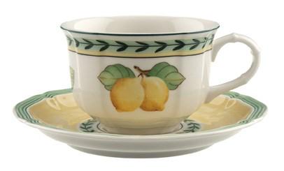 Villeroy & Boch French Garden Fleurence Teekuppi&vati 2 osaa