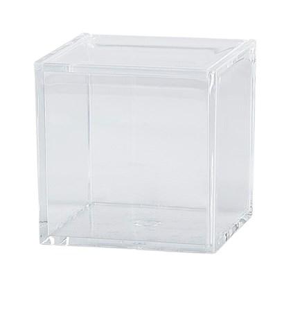 Galzone Säilytyslaatikko Kannella PP 8x8x8 cm