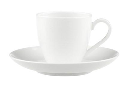 Villeroy & Boch Anmut Espressokuppi&vati 2 osaa