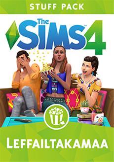 The Sims 4 - Leffailtakamaa (Movie Hangout), PC-peli