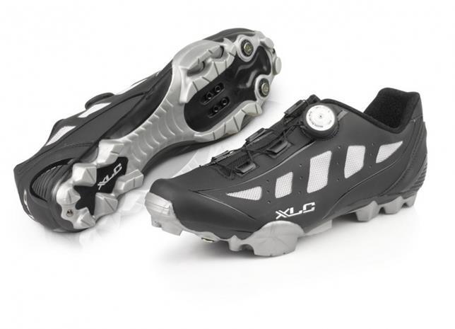 XLC Pro CB-M08 Miehet kengät , harmaa/musta