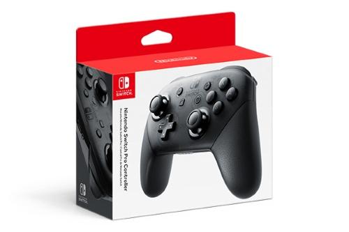 Nintendo Switch Pro Controller, Nintendo Switch -peliohjain