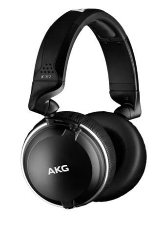 AKG K182, kuulokkeet